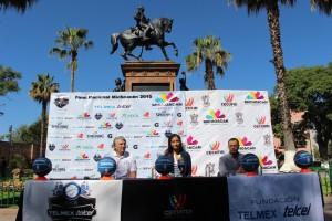 Presentación de la final Nacional de la Liga Telmex-NBA (1)