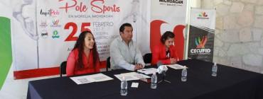 Rueda de prensa Campeonato Nacioanal de Pole Sport  (5)