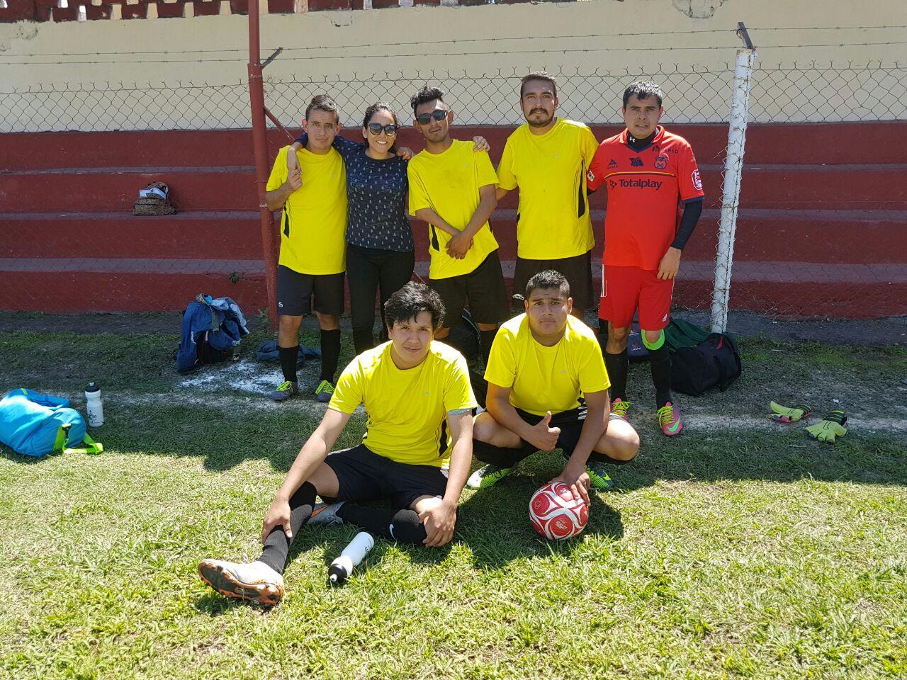 Fútbol 7 para personas con Parálisis Cerebral (4)