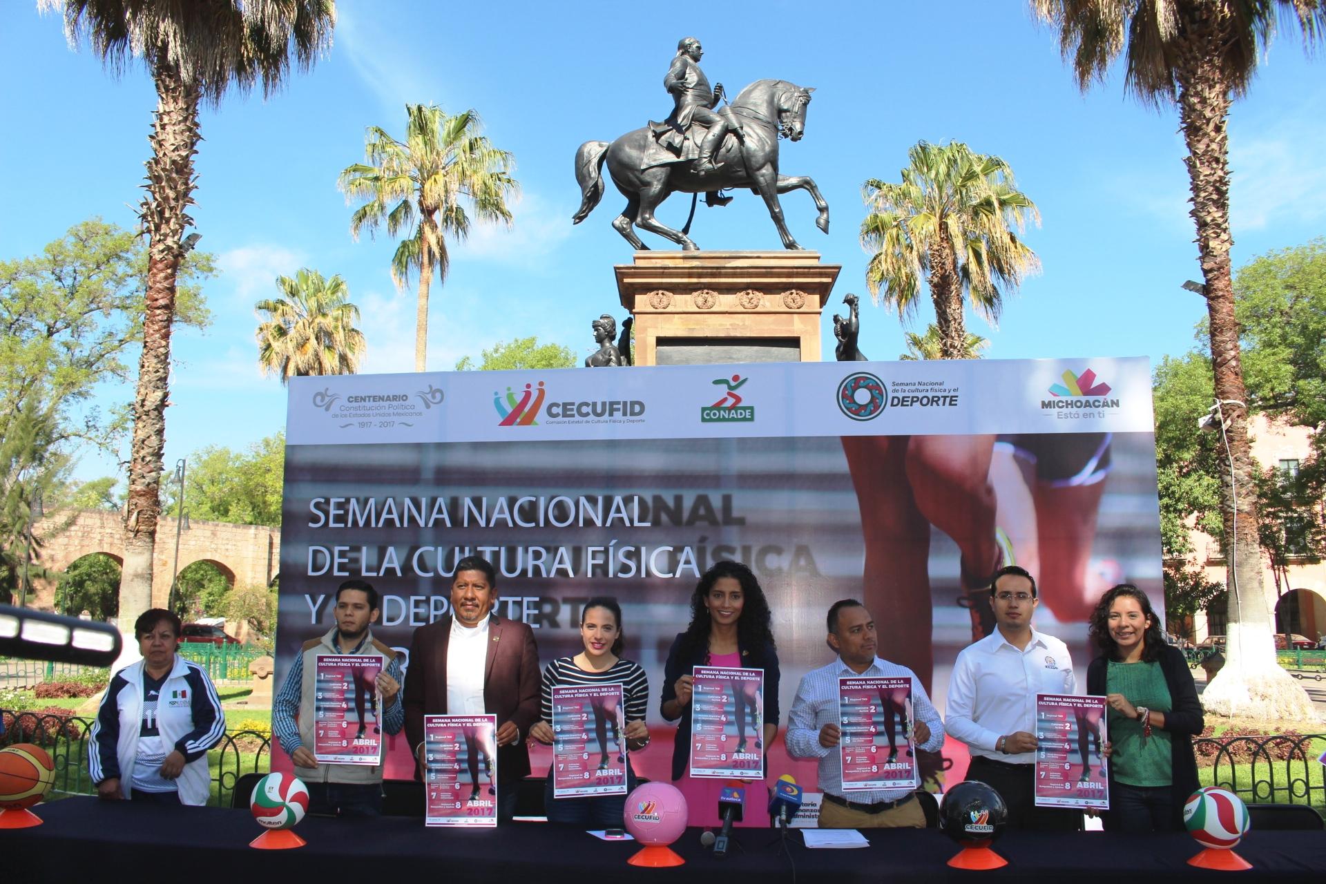 Rueda de prensa Semana Nacional de Cultura Física y del Deporte 2017 (11)