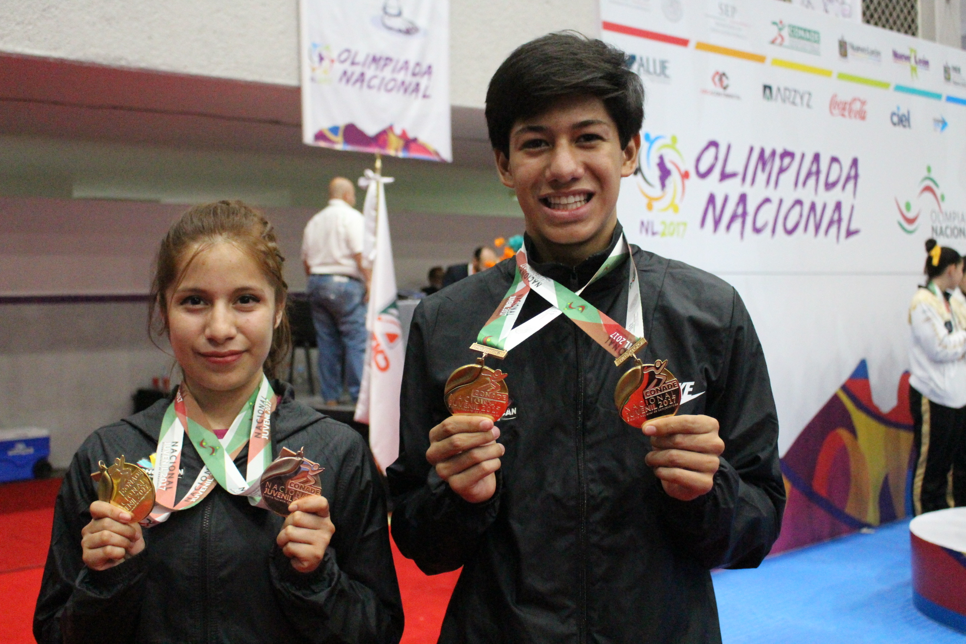 Ana Morales y Marco Arroyo (1)