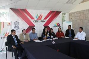 Rueda de Prensa Presentación Convocatoria Premio Estatal al Mérito Deportivo 2017