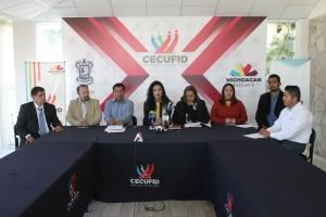 Rueda de Prensa Presentación Convocatoria Premio Estatal al Mérito Deportivo 2017. 1