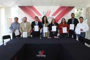 Rueda de Prensa Presentación Convocatoria Premio Estatal al Mérito Deportivo 2017. 10