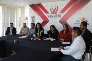 Rueda de Prensa Presentación Convocatoria Premio Estatal al Mérito Deportivo 2017. 2
