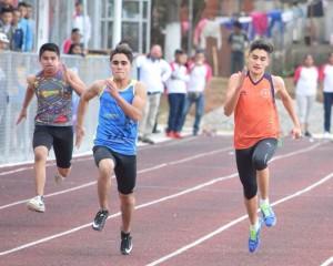 Selectivo Estatal de Atletismo 2018